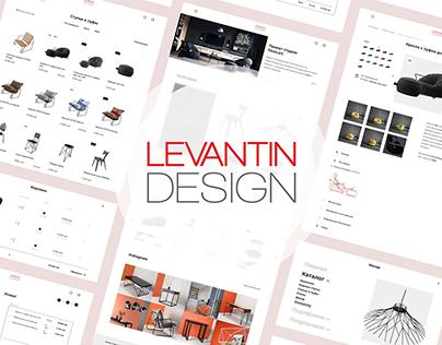 LEVANTIN DESIGN - Online designer furniture store