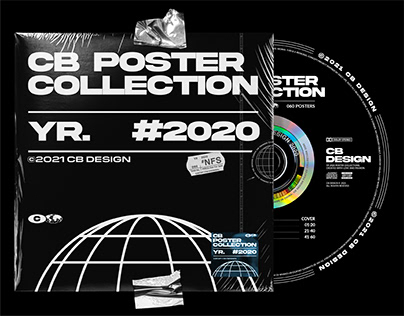 CB 2020 Poster Collection