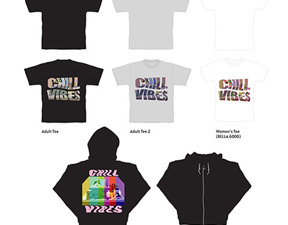 Chill Vibes Apparel (separate)
