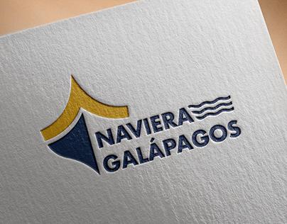 Logotipo Naviera Galápagos