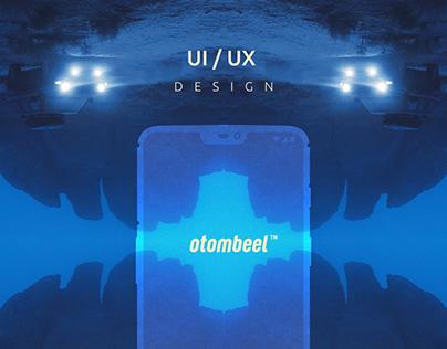 otombeel app UI/UX
