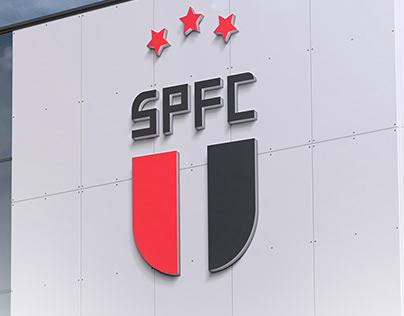 São Paulo Futebol Clube - Novo Emblema