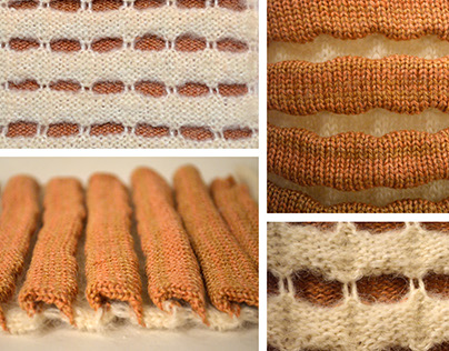 Double Bed Machine Knits
