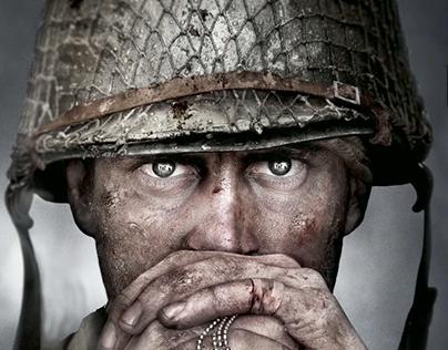 Call Of Duty WW2 - Worldwide Reveal London 2017