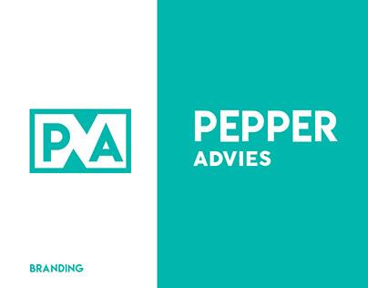 Pepper Advies   Branding