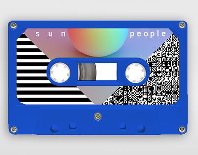 Sun People artwork