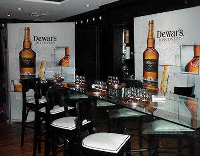 Dewar's Discovery Tour