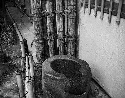 Textures, Kyoto