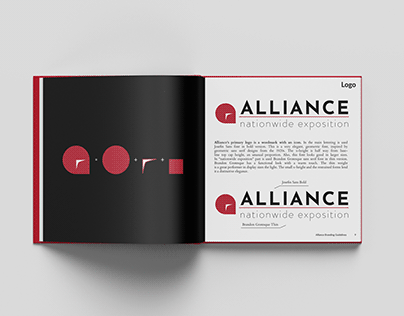 Alliance Brand Book & Identity Guidelines