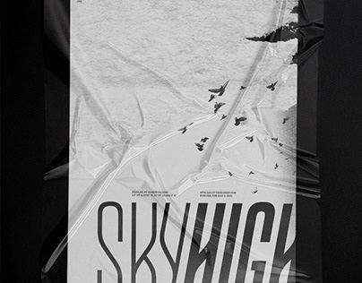 Skyhigh — 014 of 365 — Poster Per Day © 2021