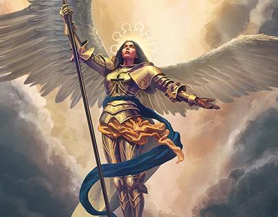 Goddesses for Joan of Arc boardgame
