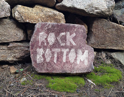 Rock Bottom | Earth Canvas