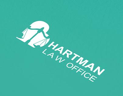 Hartman Law - Branding