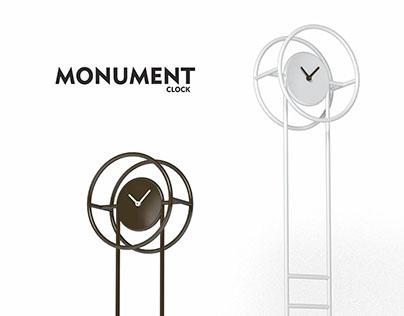 """""""Monument"""" clock"""