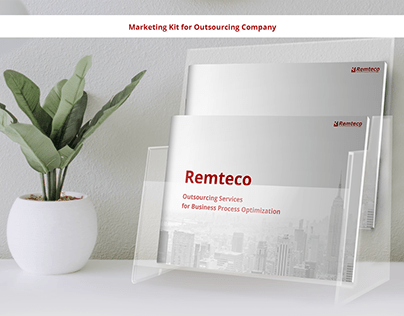 Marketing Kit for Outsourcing Company