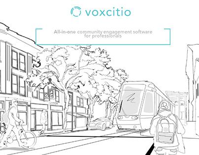 Voxcitio - PowerPoint Presentation Template