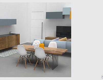 Project Interior_Rendering