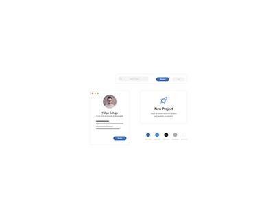 UI Cards - Jobwher