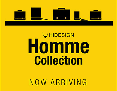 HOMME COLLECTION CONTENT CREATION