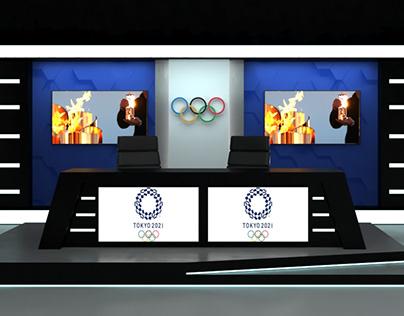 Set Clarovideo - Olimpicos