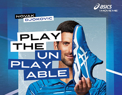 ASICS | AW19 Tennis Campaign