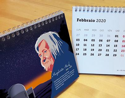 Incipit / Calendar 2020