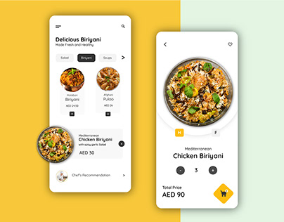 Online Food Delivery App