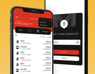 Mwallet Hardware Wallet Asset Safety Manager