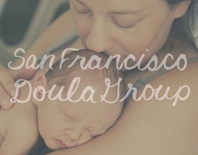 San Francisco Doula Group Visual Identity & Web Design