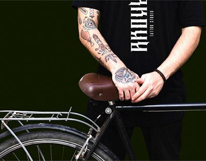 RKO - Tattoo Studio / Brand Identity Design