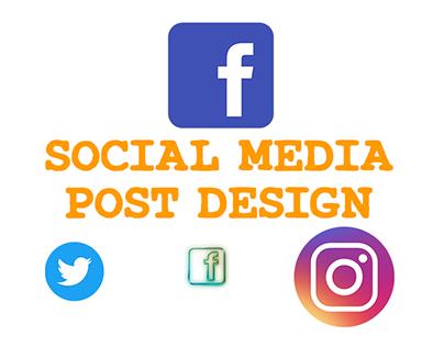 Social Media Post // Facebook Post