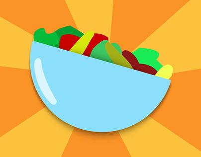 Mixed veggies channel artwork