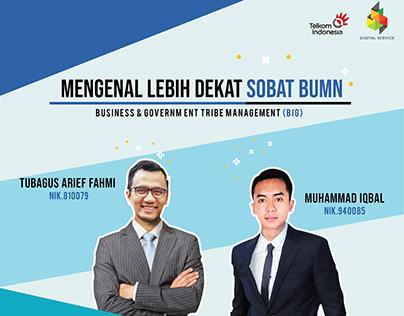 Flyer Innovation Day DDS Telkom Bandung