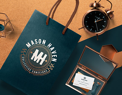 Branding for Mason Haven Apparel
