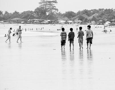 Bali, Jimbaran Beach