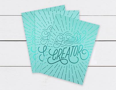 Limitless Creator Card