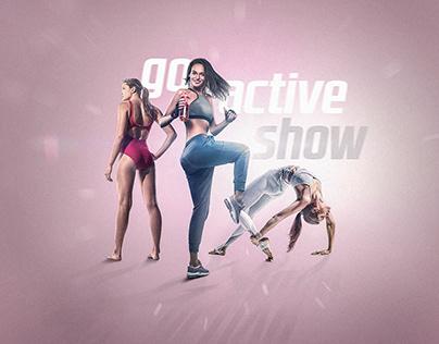 Go Active Show 2019 KV