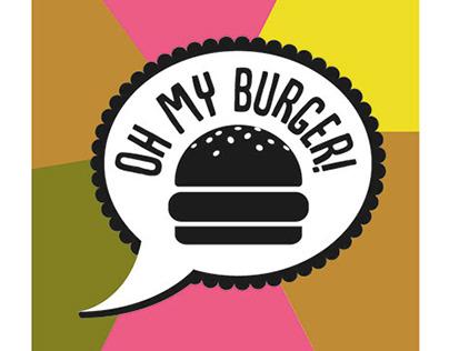 Logo and menu design