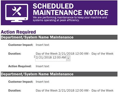 City of Denver Technology Services Bulletin Revamp