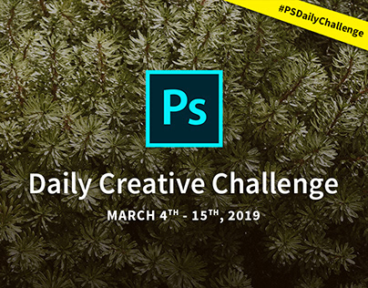 Daily Creative Challenge - 2019 March
