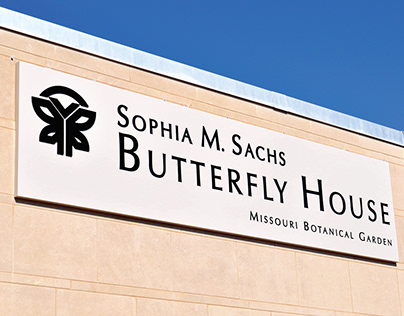 Butterfly House Logo Redesign
