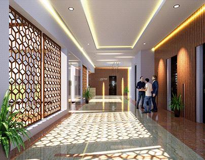 Modernization of supreme court Bar Bhavan & Annex