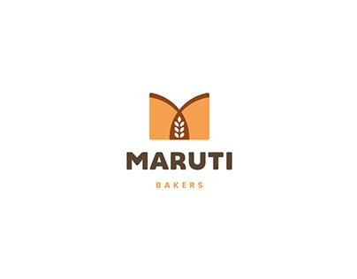 Maruti Bakers | Logo
