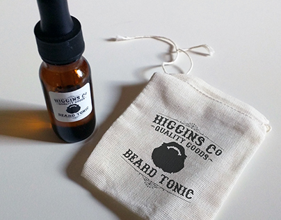 Higgins Co. Beard Tonic