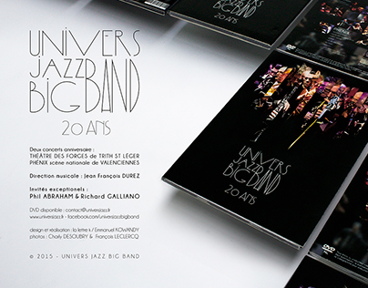 Univers Jazz Big Band - 20 ans