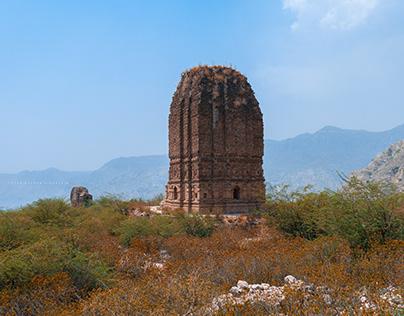 ANCIENT AMB TEMPLES, PAKISTAN | 7th Centurt CE