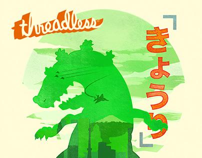 Nickelodeon 90´s Challenge by Threadless