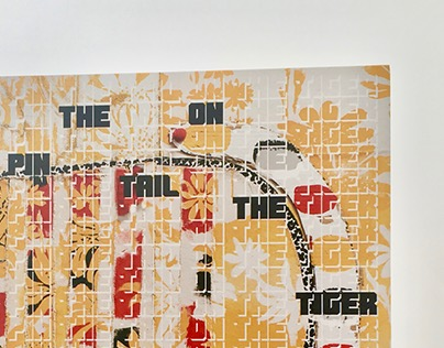 Pin The Tail on The Tiger