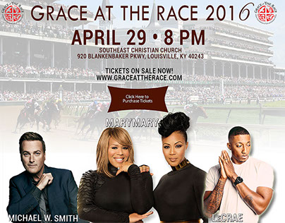 Grace at The Race 2016 Promo Materials