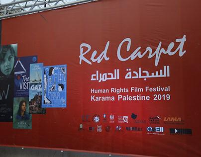 Red Carpet film festival